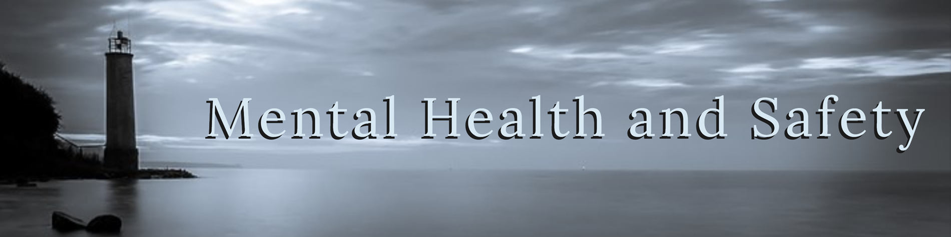Mental Health & Safety CLICK HERE
