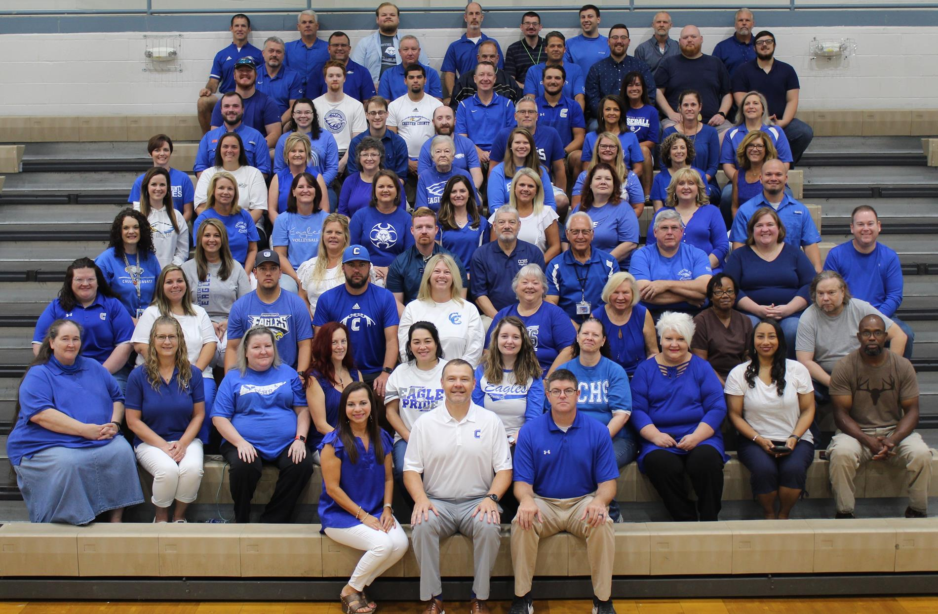 CCHS 2021-2022 Staff