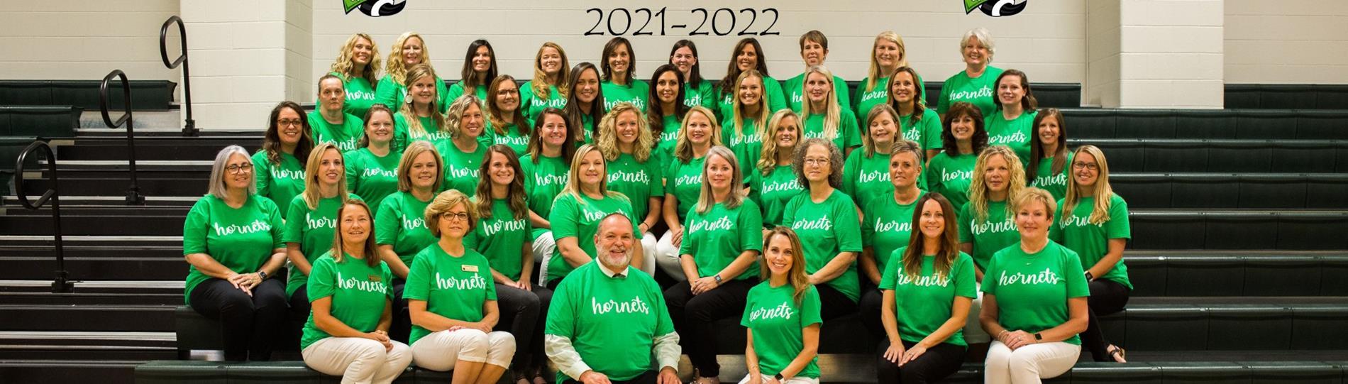 RES Staff 2021-22 School Year