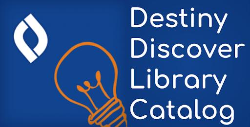GCS's Destiny Discover library catalog