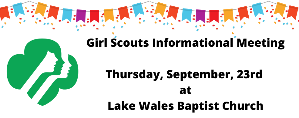 Girl Scouts Meeting