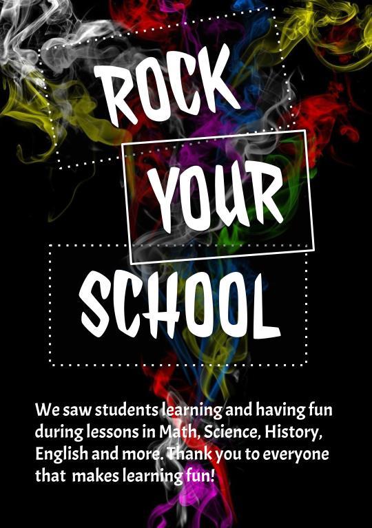 rock your school