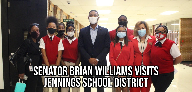 Senator Brian Williams2