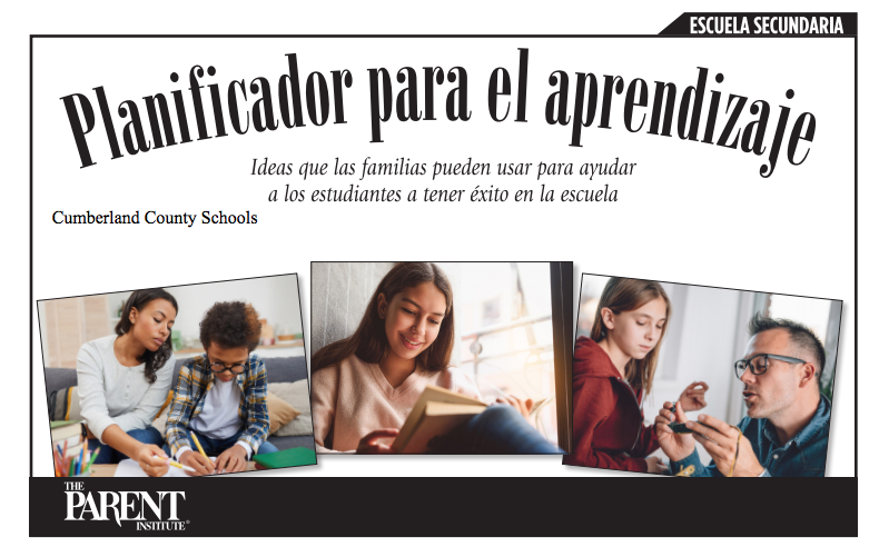 Daily Learning Planner - Spanish