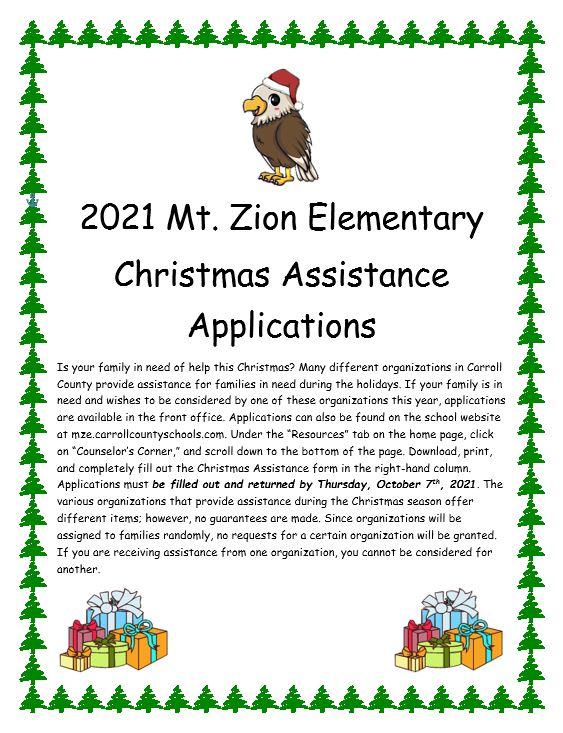 Christmas Flyer 2021