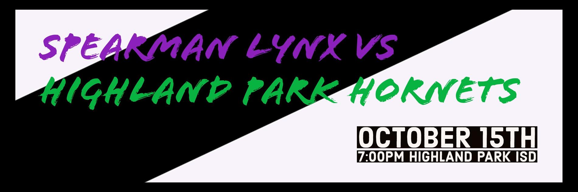 Highland Park fB pic
