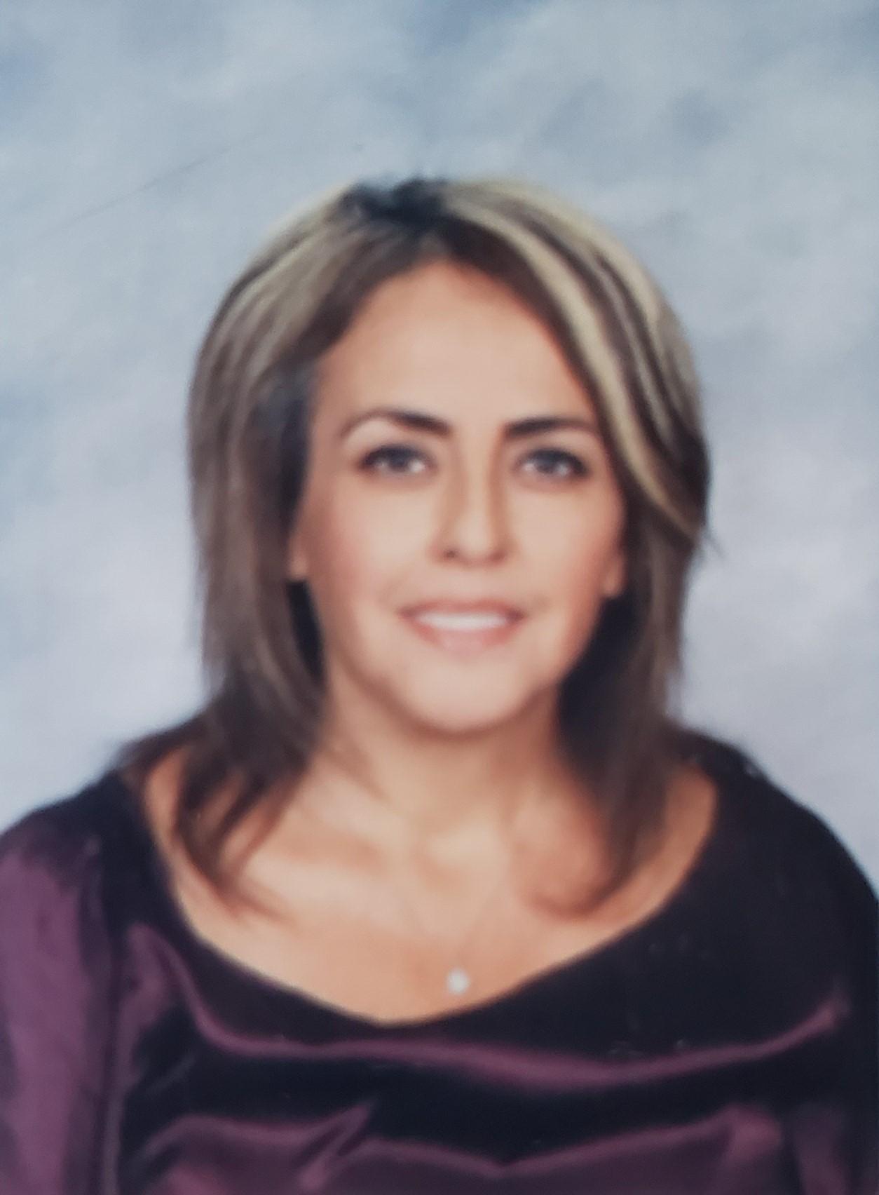 Lucy Gonzalez, Kindergarten Aide