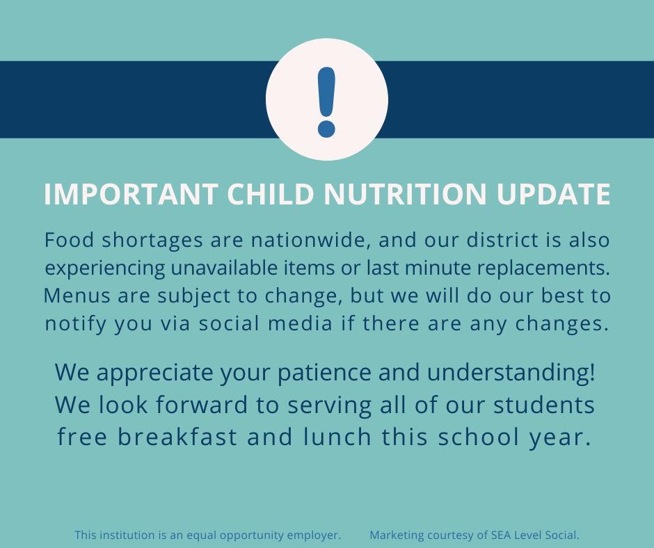 Urgent Update