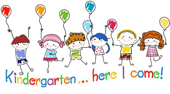 Kindergarten... Here I come