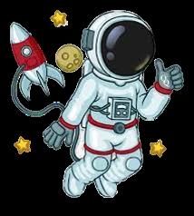 Engagement Astronaut