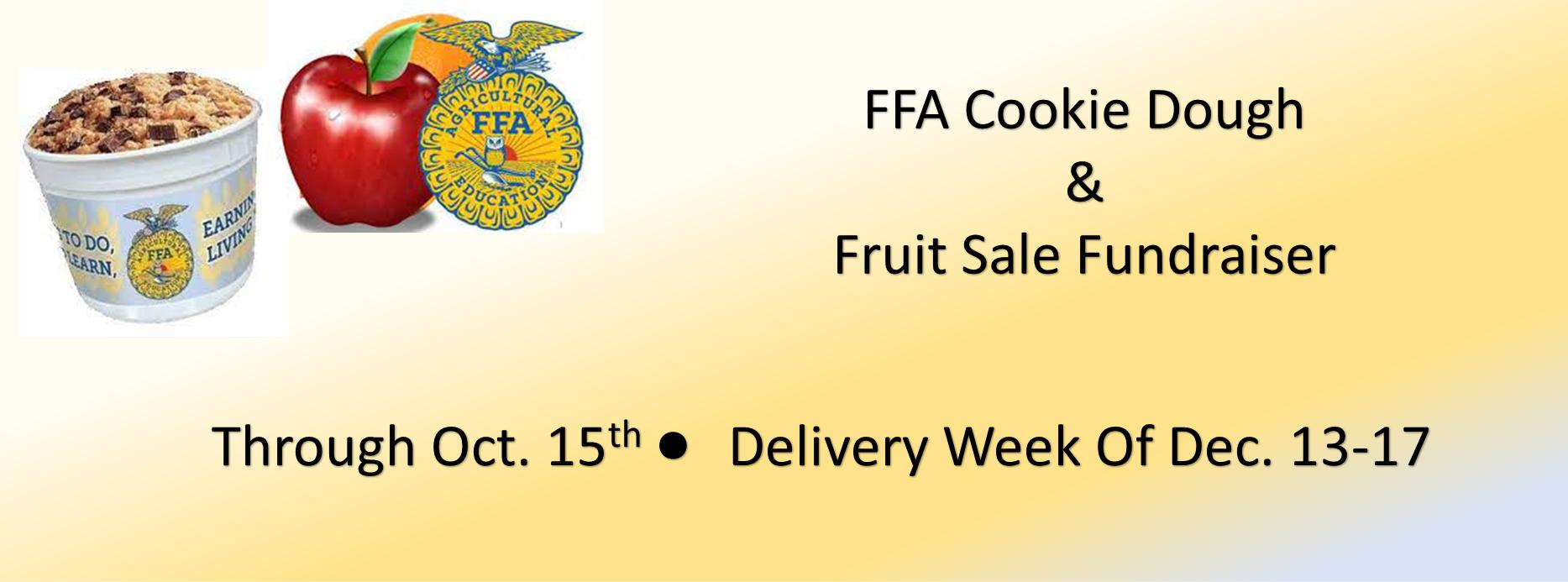 cookiedough&fruitsale