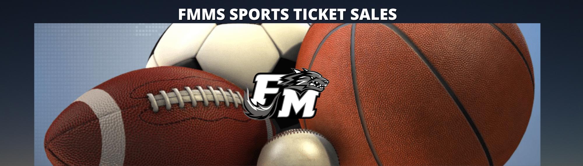 FMMS Sports Ticket Sales