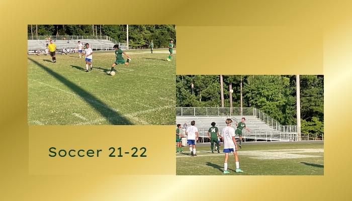 Soccer 21-22