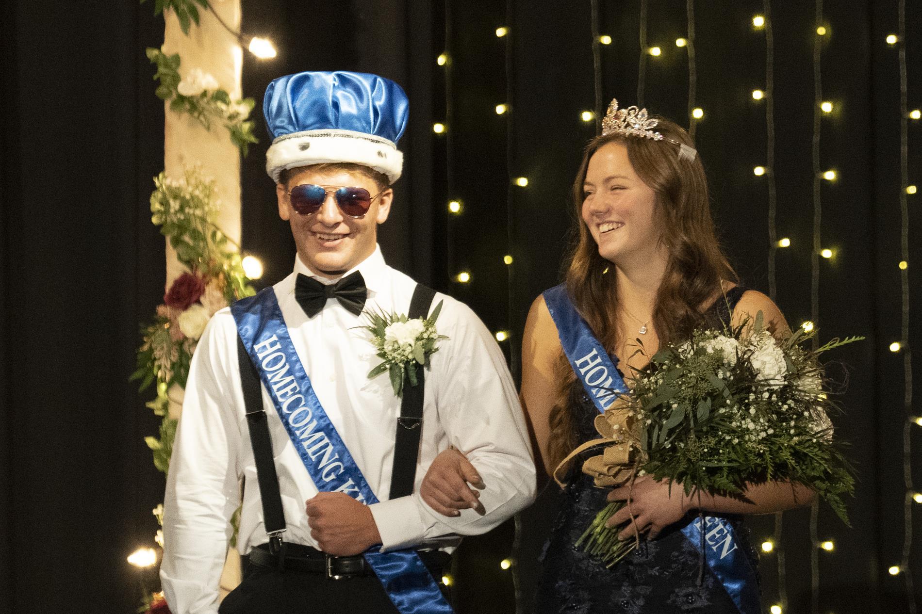 King Niemi and Queen Geiser