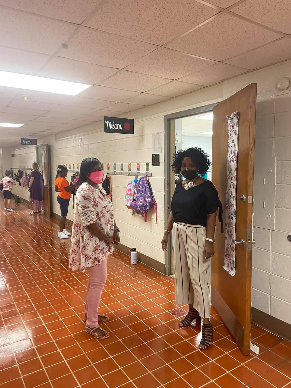 3rd Grade Hall
