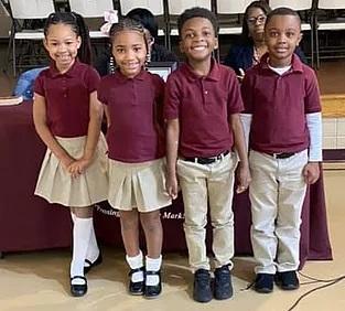Spelling Bee Winners 1-4