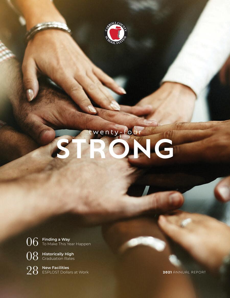2021 CCSS Annual Report