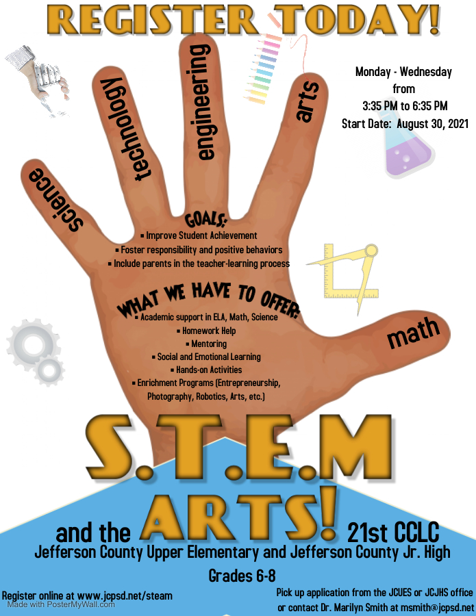 STEM and the Arts!