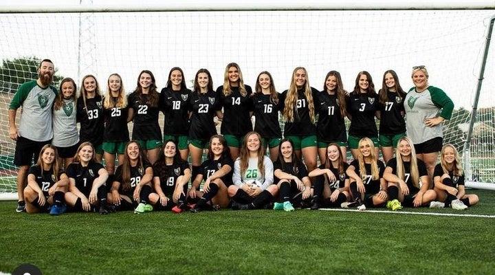 Lady Eagles Soccer Team