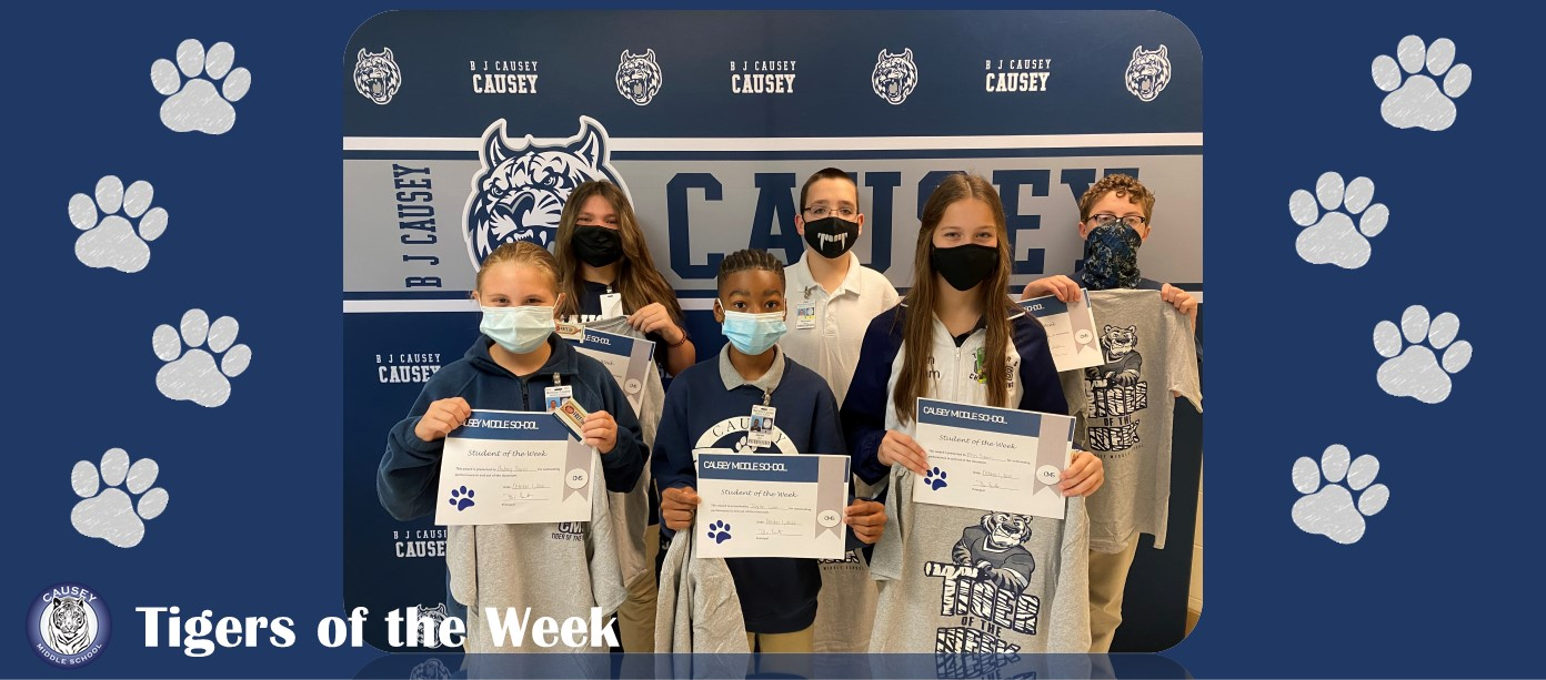 Tigers of the Week