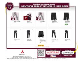 VECC Merchandise