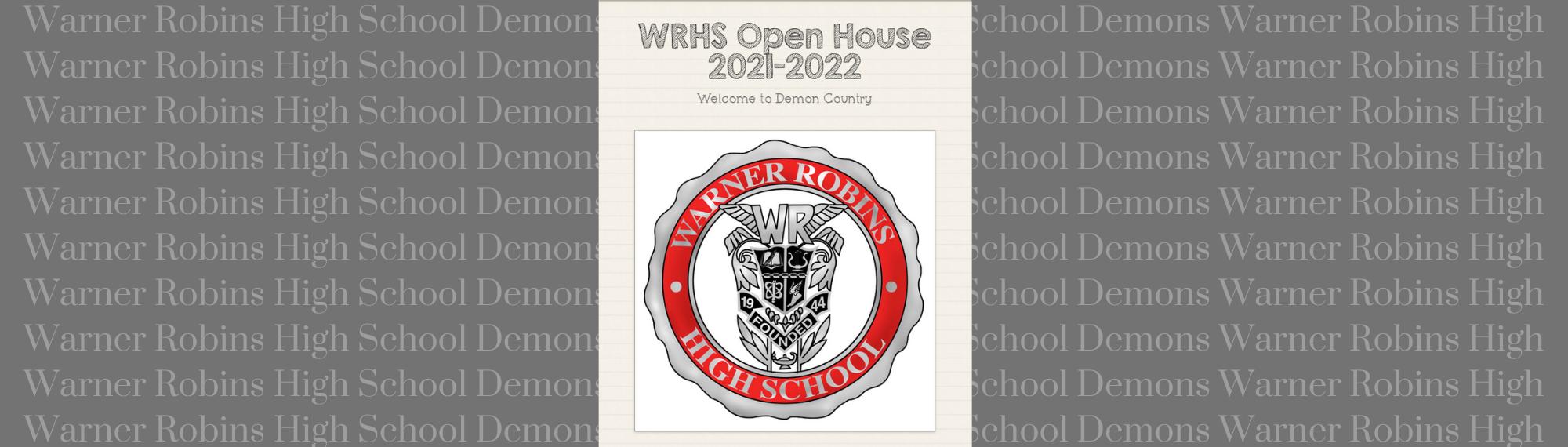 2021 Virtual Open House Newsletter
