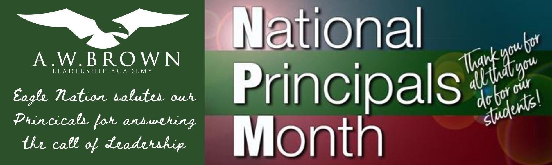 Principals Month 1