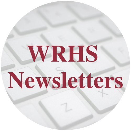 WRHS Newsletters