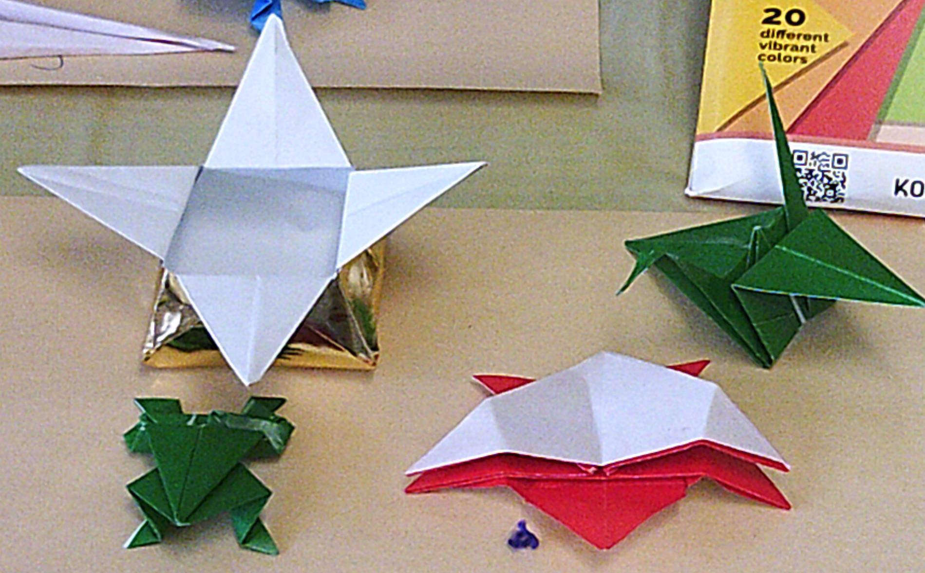 Japan Origami Shaun