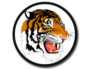 tiger mascot