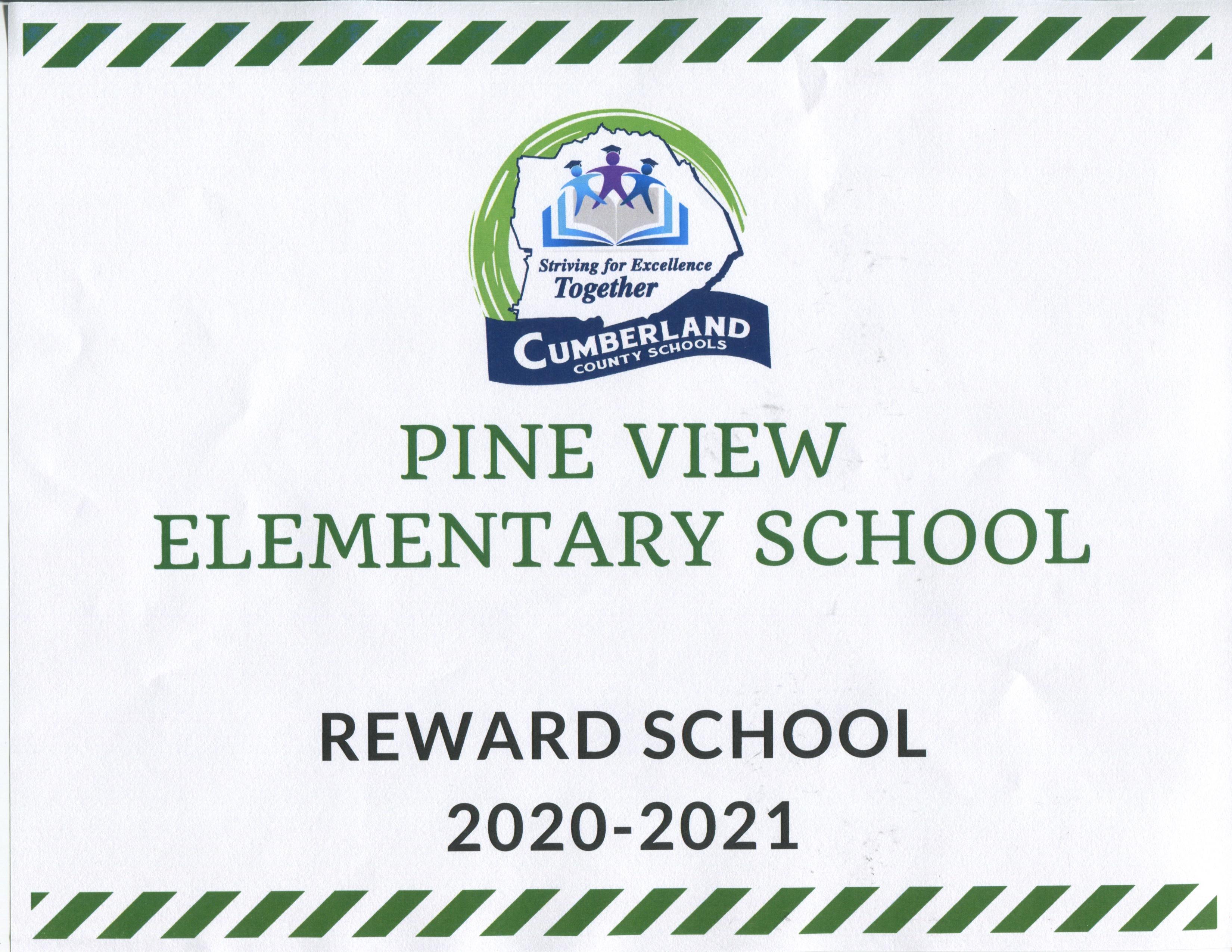 Pine View Elementary Reward School