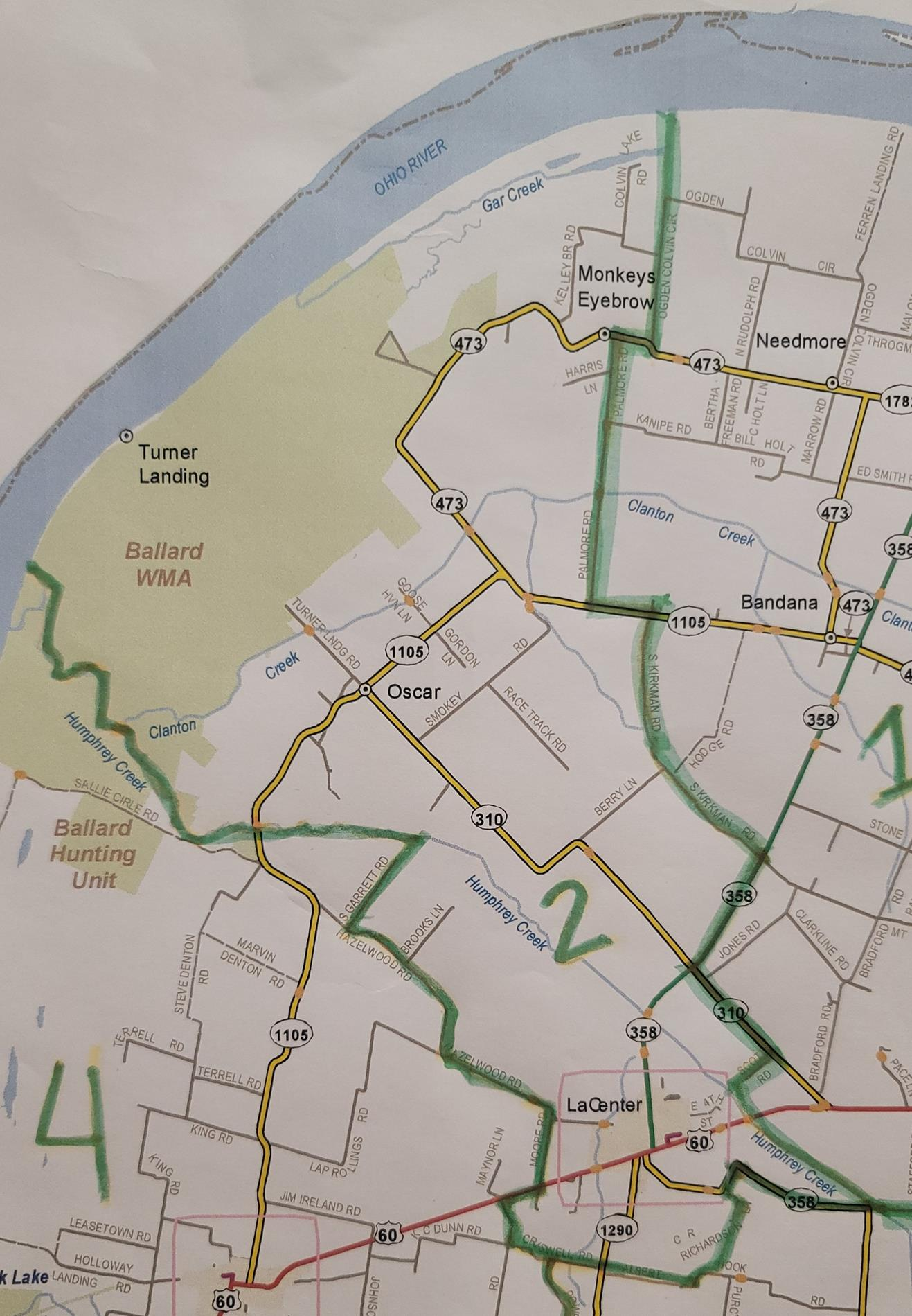 BOE District 2 map