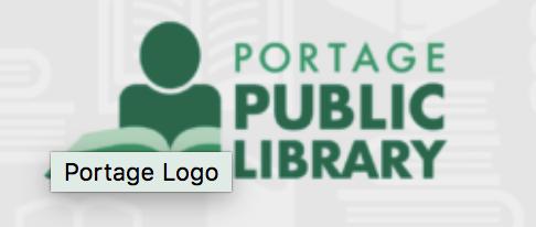 Portage Library link