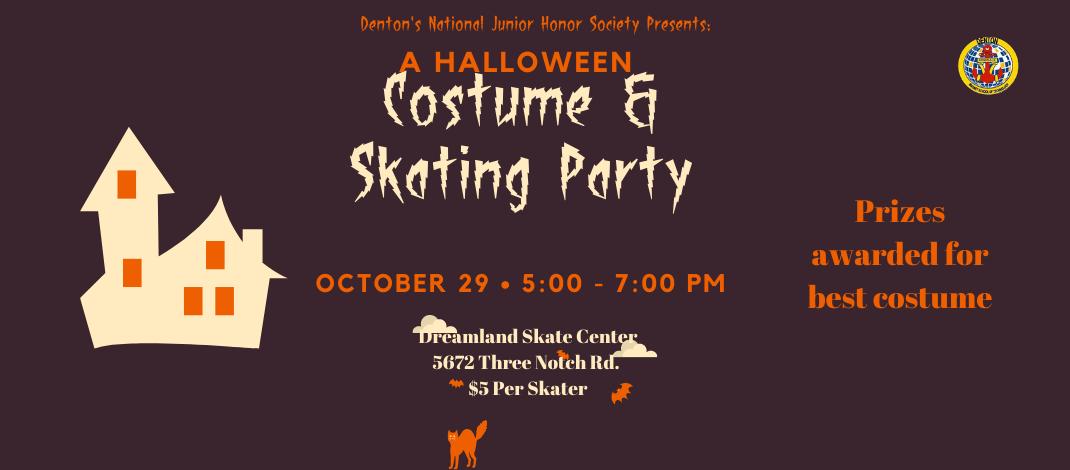October Skate Night