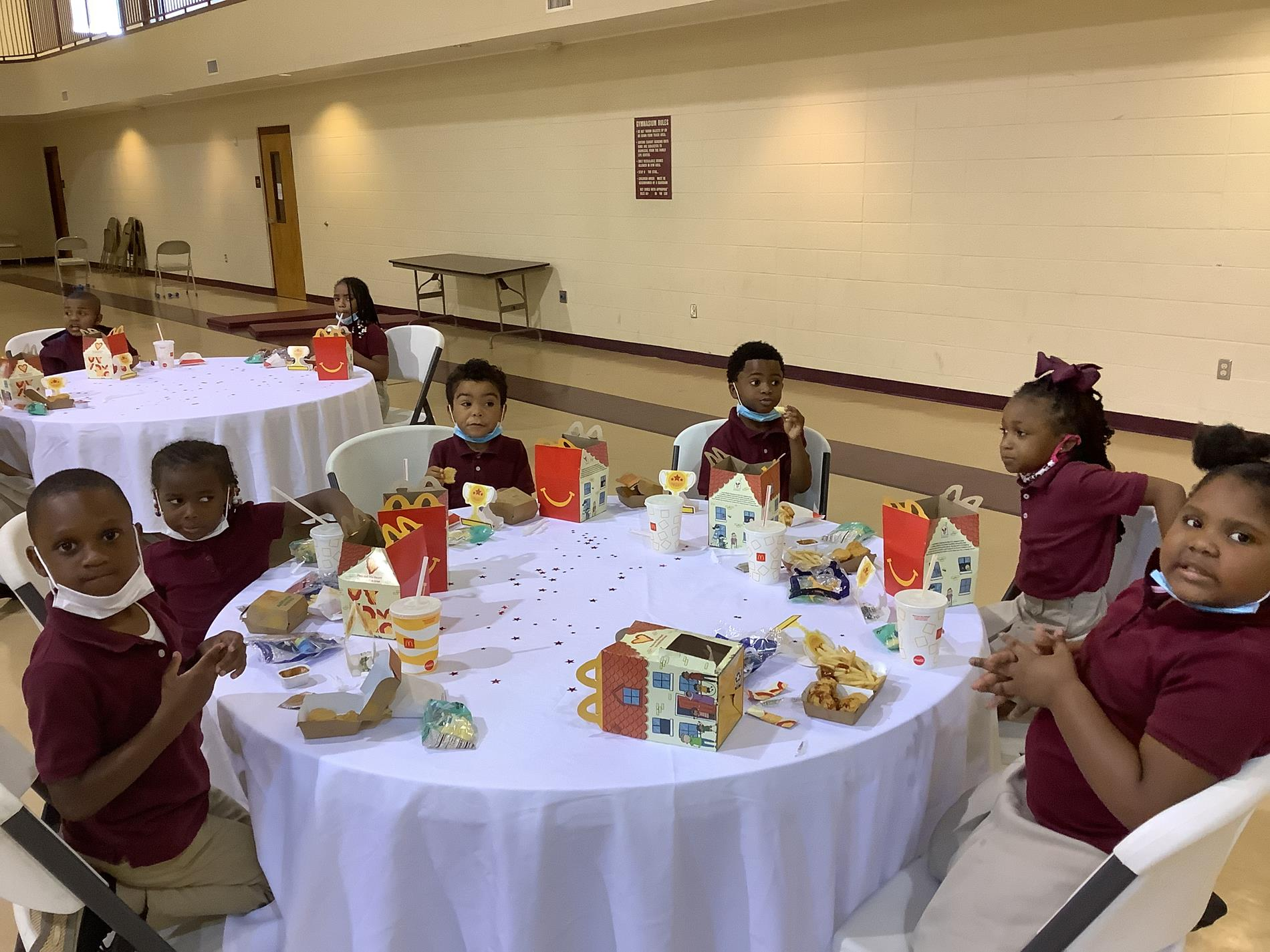 Accelerated Reading Luncheon