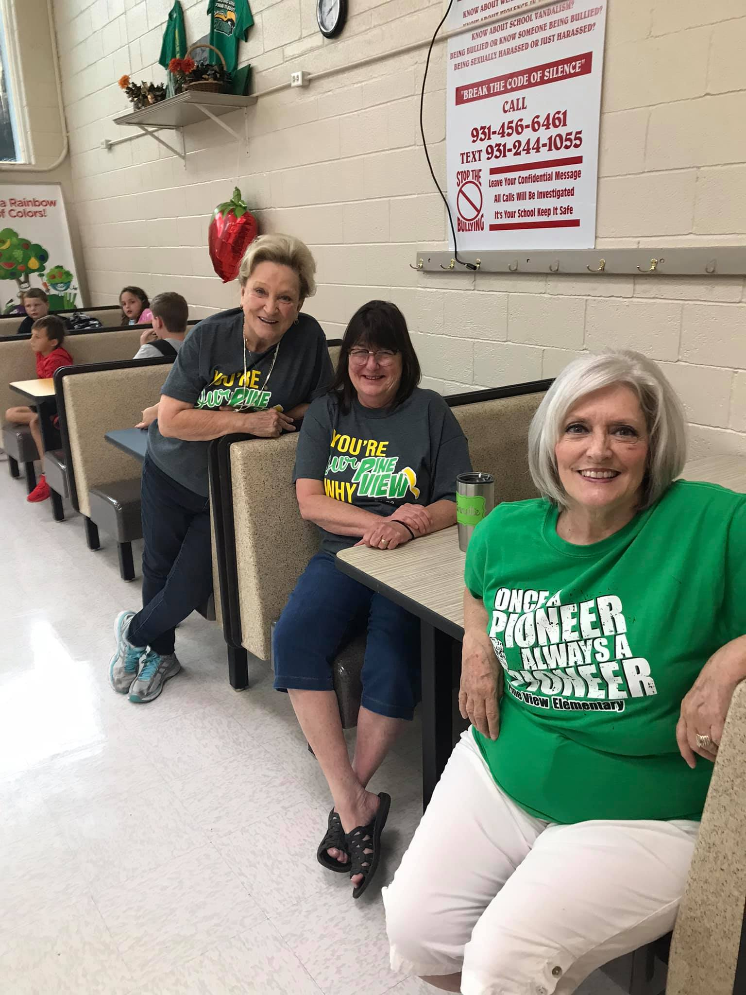 teachers welcoming students images