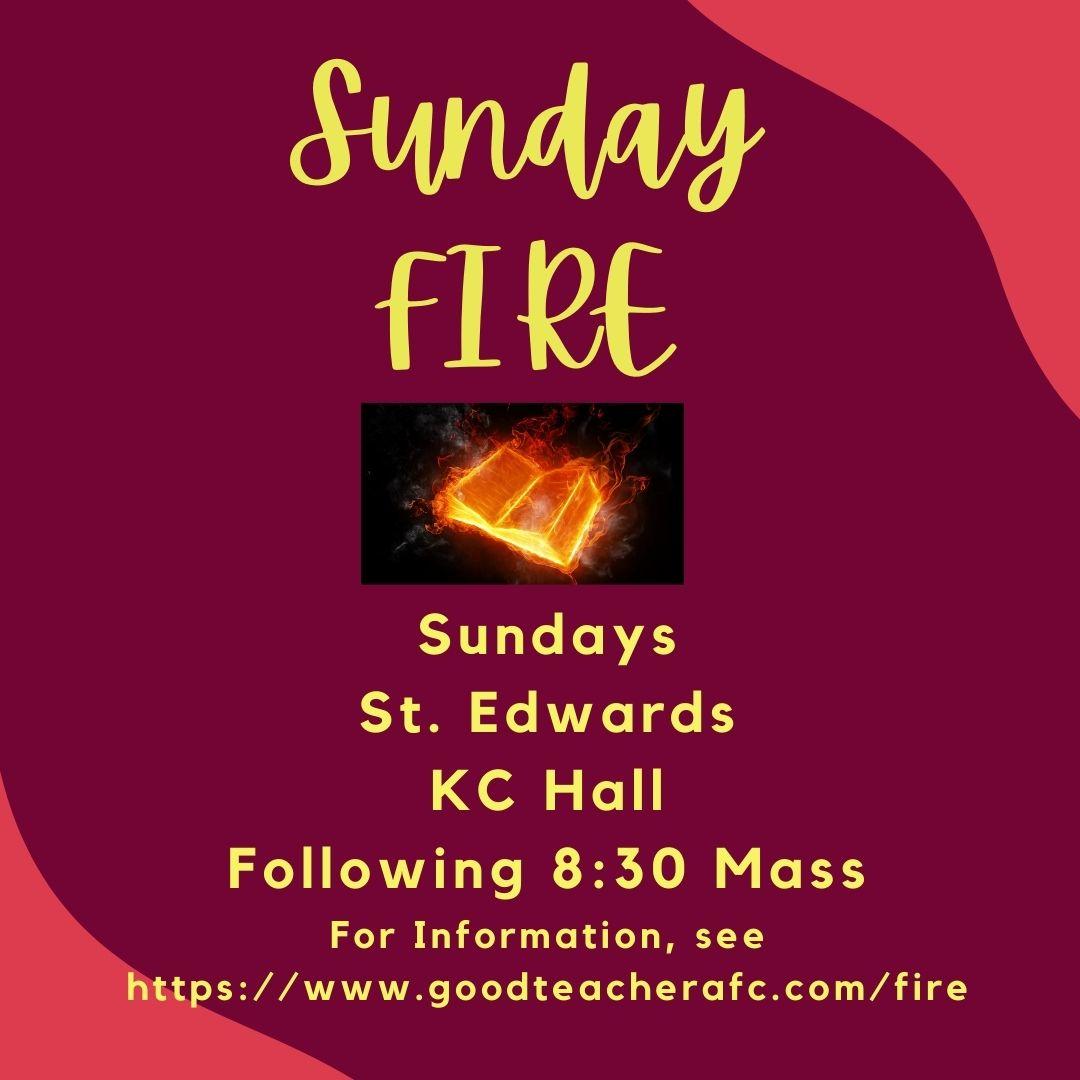 Sunday Fire