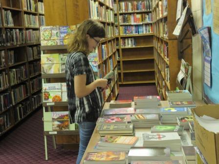 Book Fair purchase