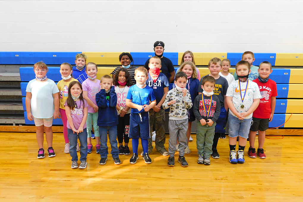 September 2021 Leaders of the Month