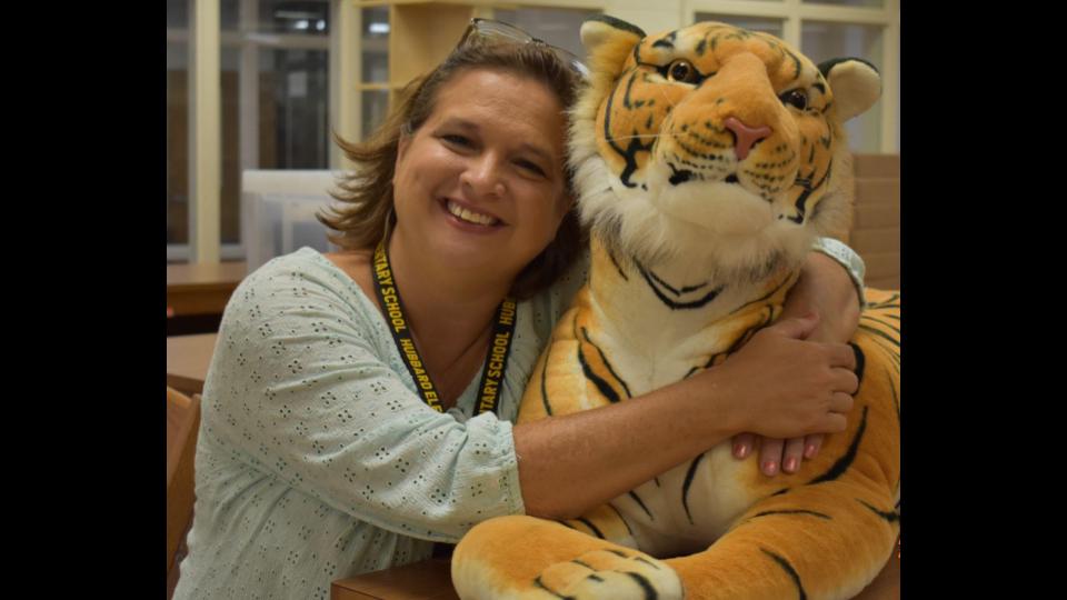 Teacher & Tiger