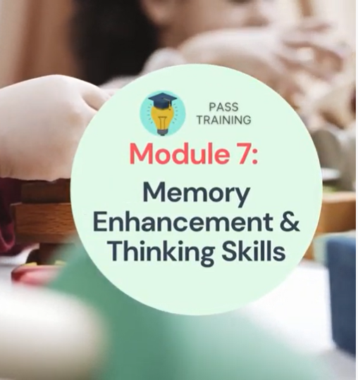 PASS TRAINING Module 7