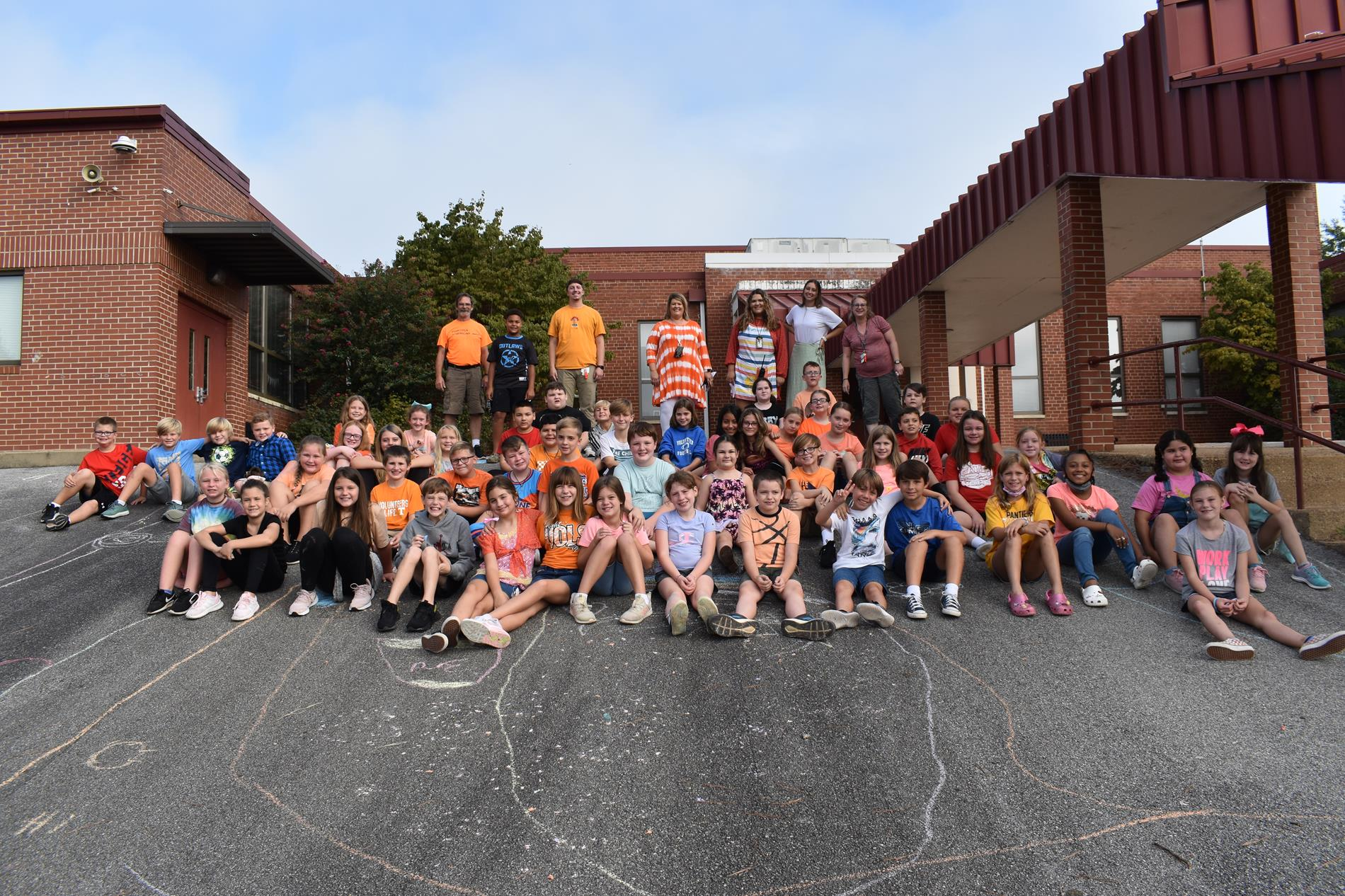 MCES Students and Faculty
