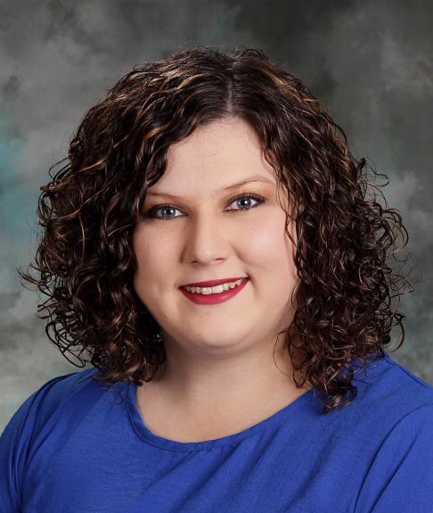 Kaitlyn McNaughton, OSR Pre-K Auxiliary Teacher