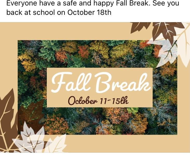 fall breal