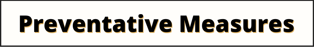COVID Preventative Measures