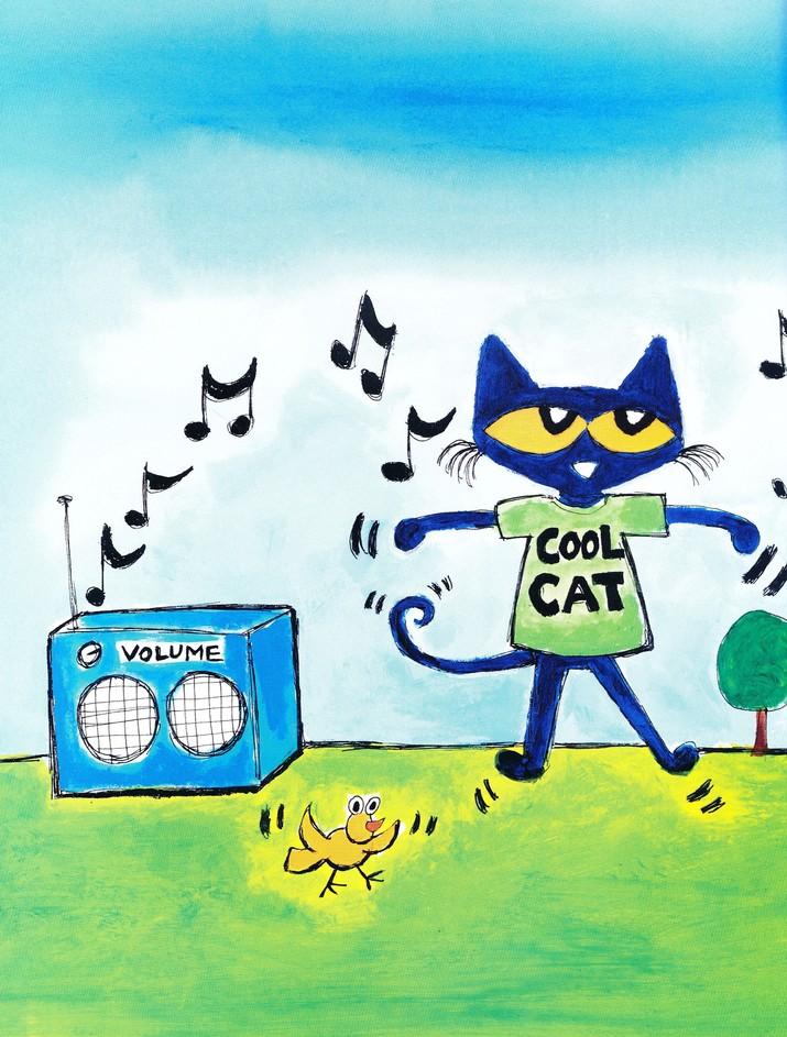 Pete the Cat Image