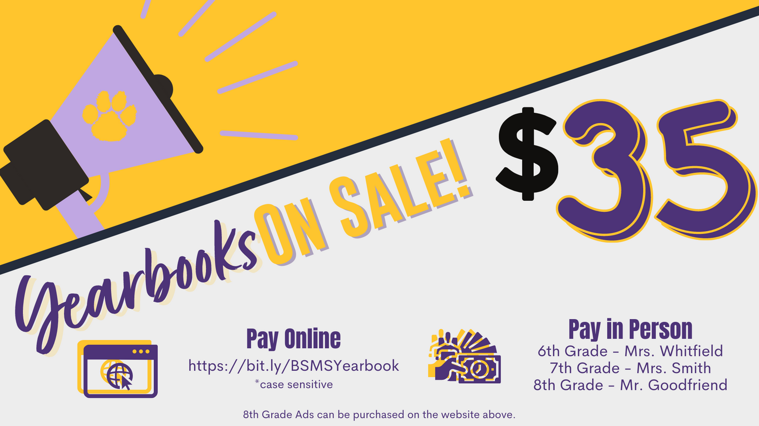 Purchase a 2021-2022 Yearbook