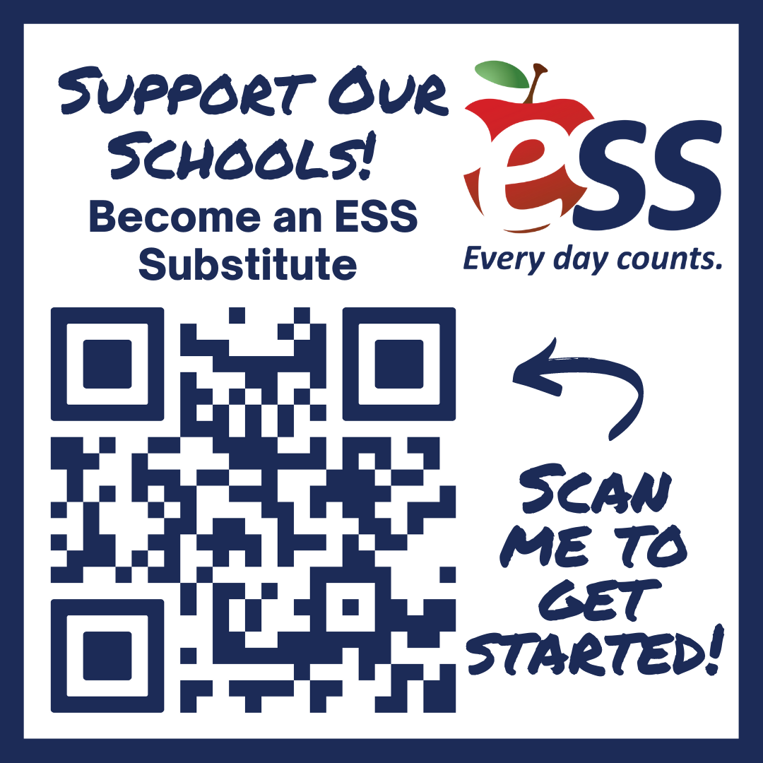 ESS Substitute Services Opportunity