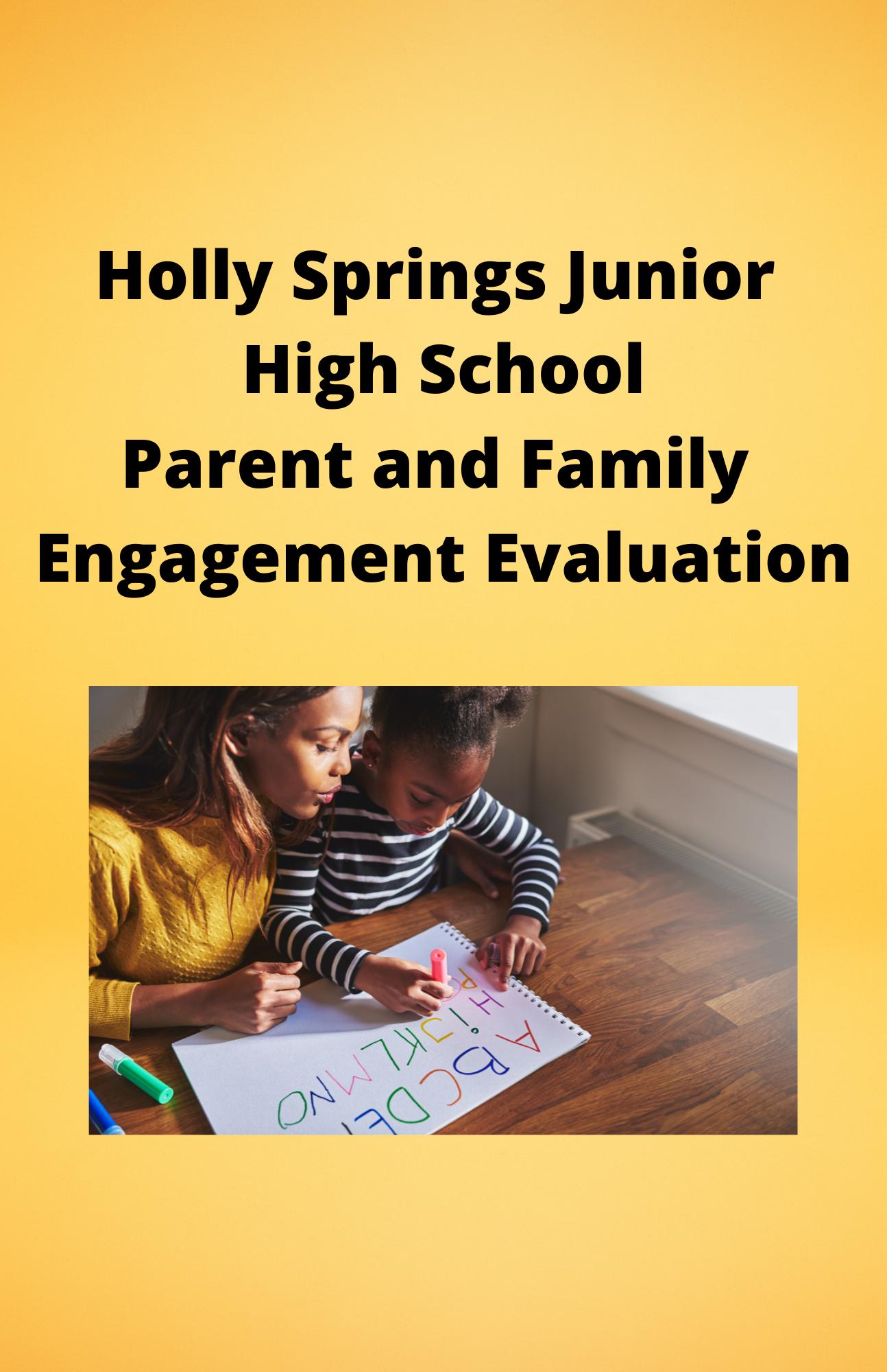 parent engagement eval