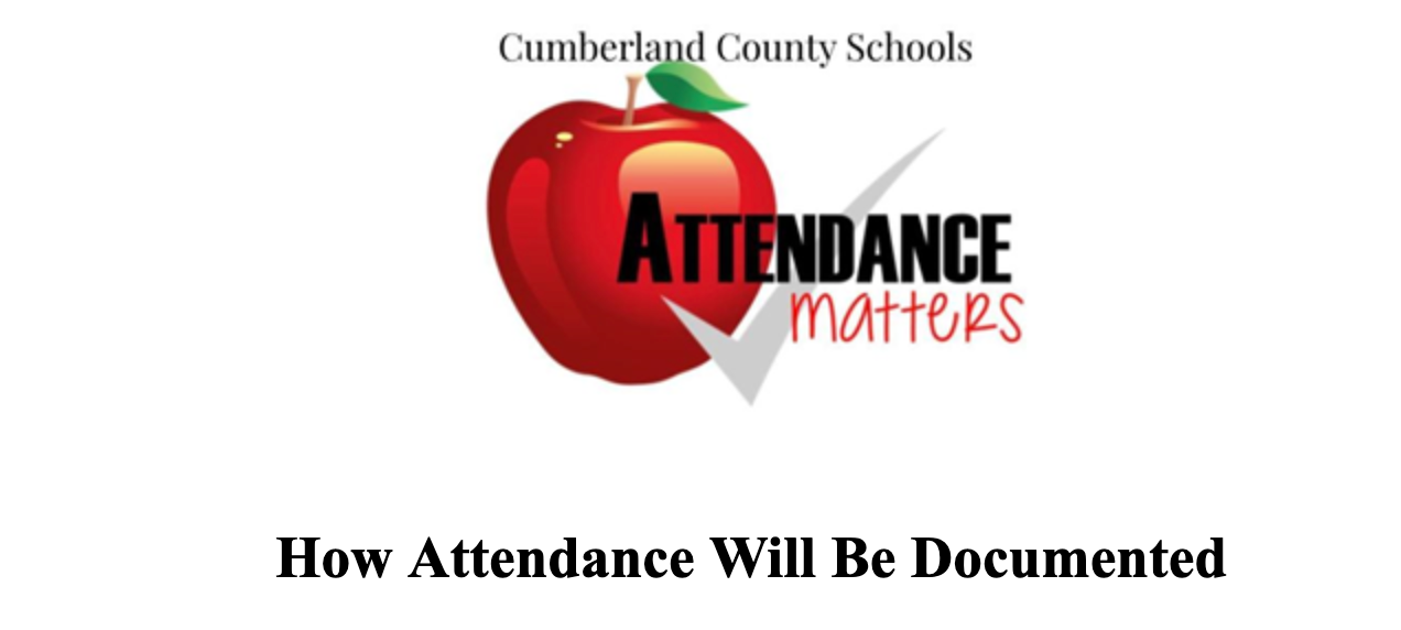 How Attendance Will Be Documented - English